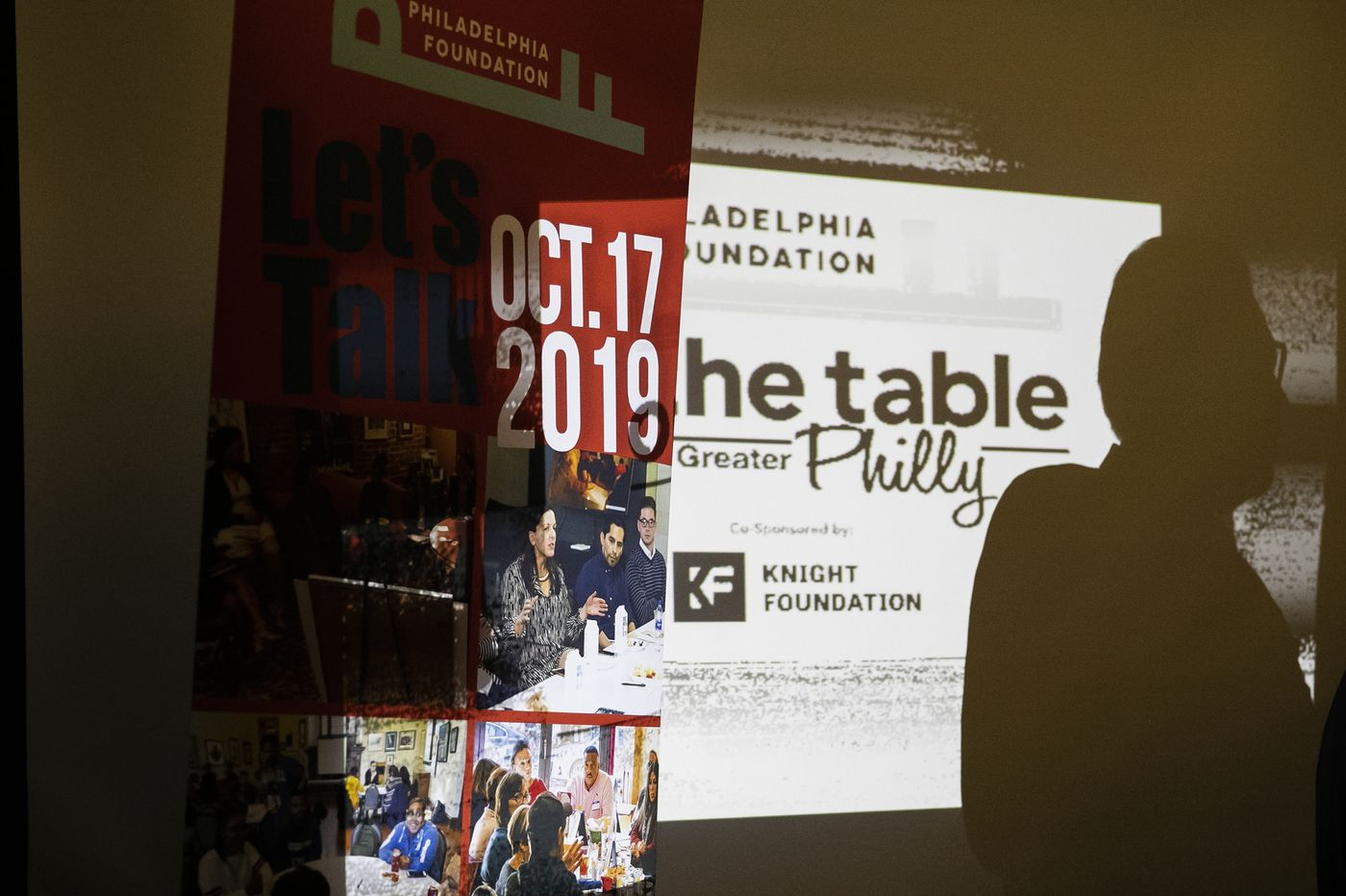 'On the Table Philly' to bring people together again for community conversations