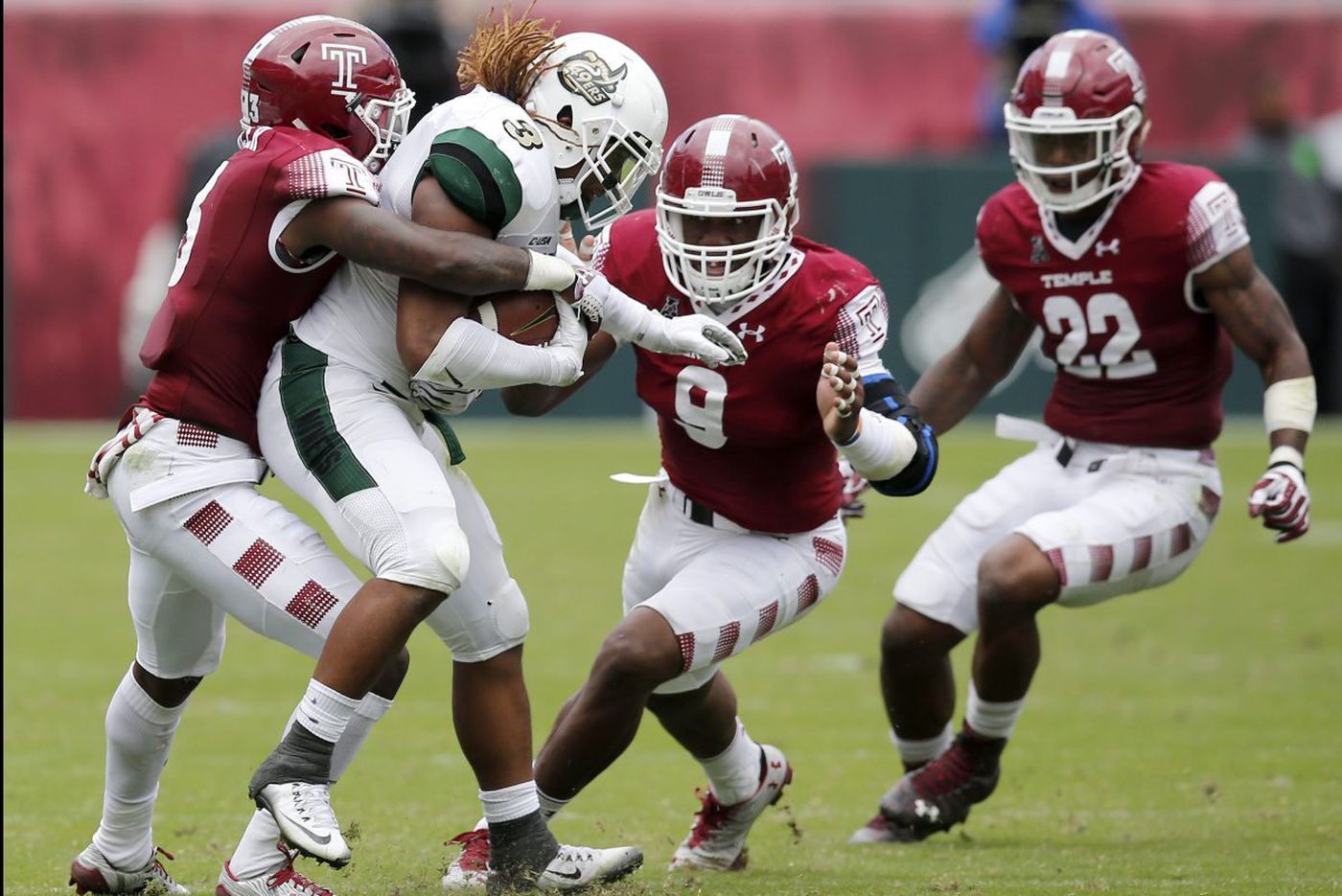 Temple faces major challenge to become bowl eligible