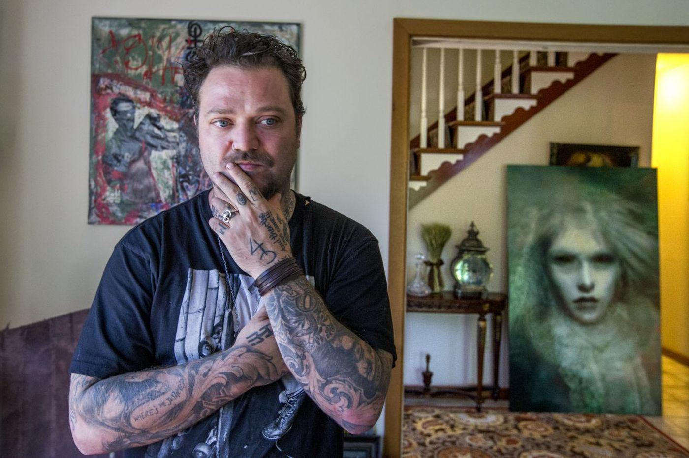 'Jackass' star Bam Margera arrested on DUI charges in California