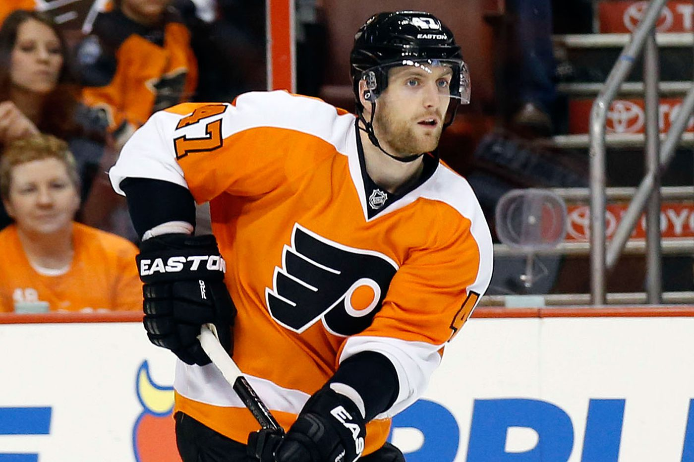 Veteran Andrew MacDonald making the most of demotion to the Phantoms