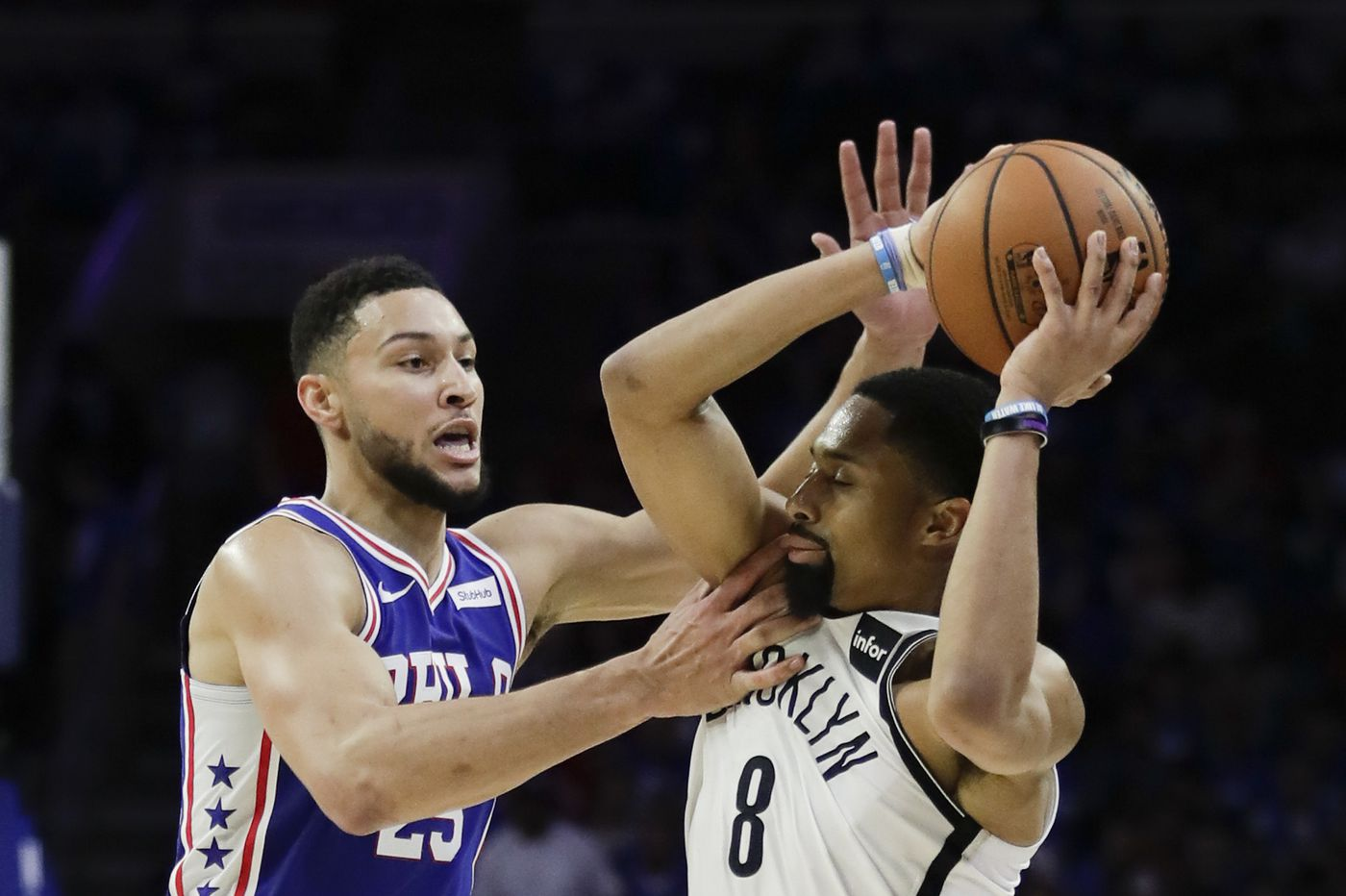 114dc42c5308 Ben Simmons snaps back at Sixers fans booing   If you re going to ...