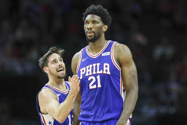 Sixers' T.J. McConnell recalls how Joel Embiid and his wife 'fought almost to the death over a board game'