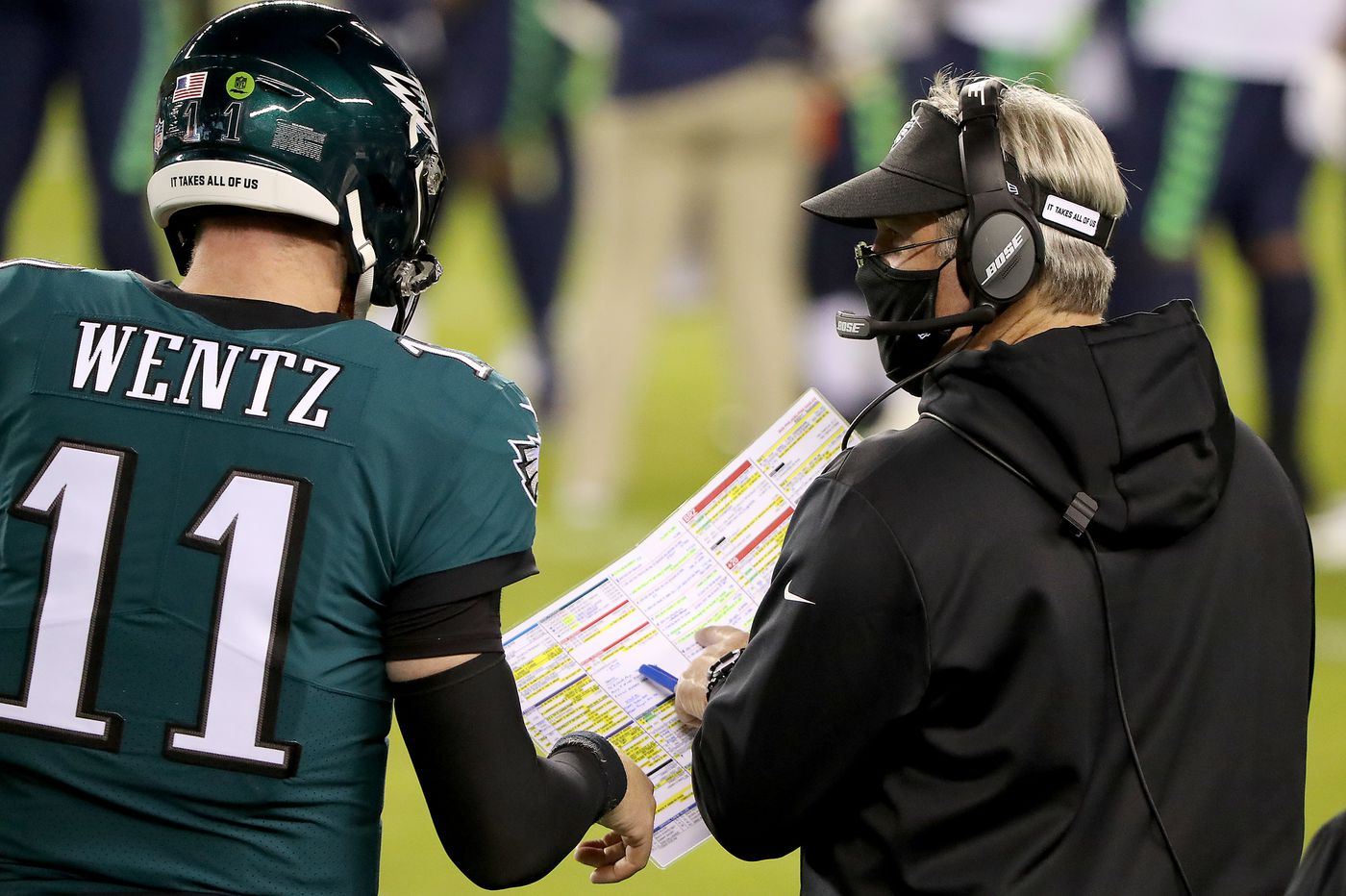 Doug Pederson has already doled out some play-calling and could give more to Press Taylor, sources say