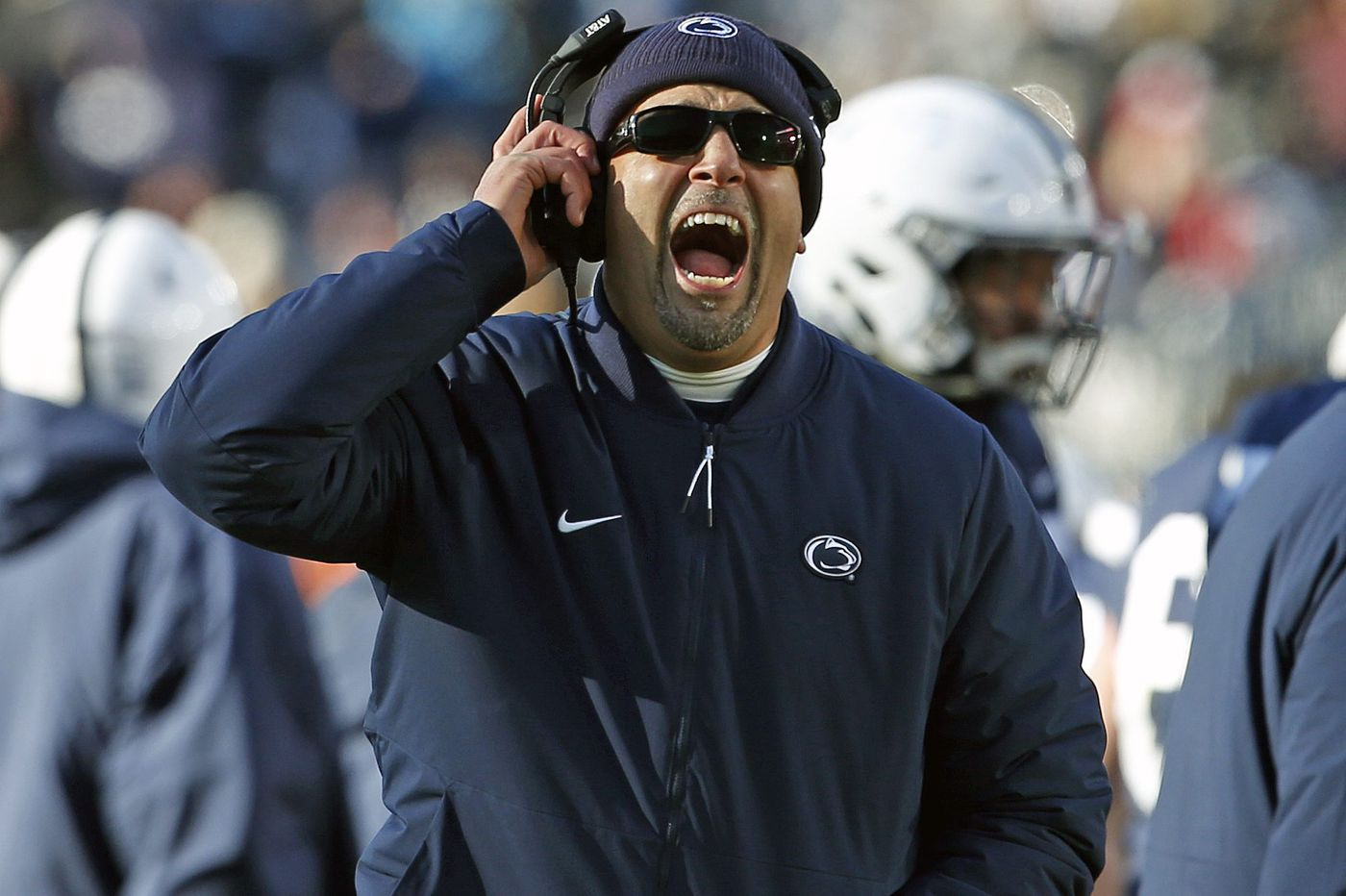 What James Franklin is saying ahead of Penn State's regular-season finale