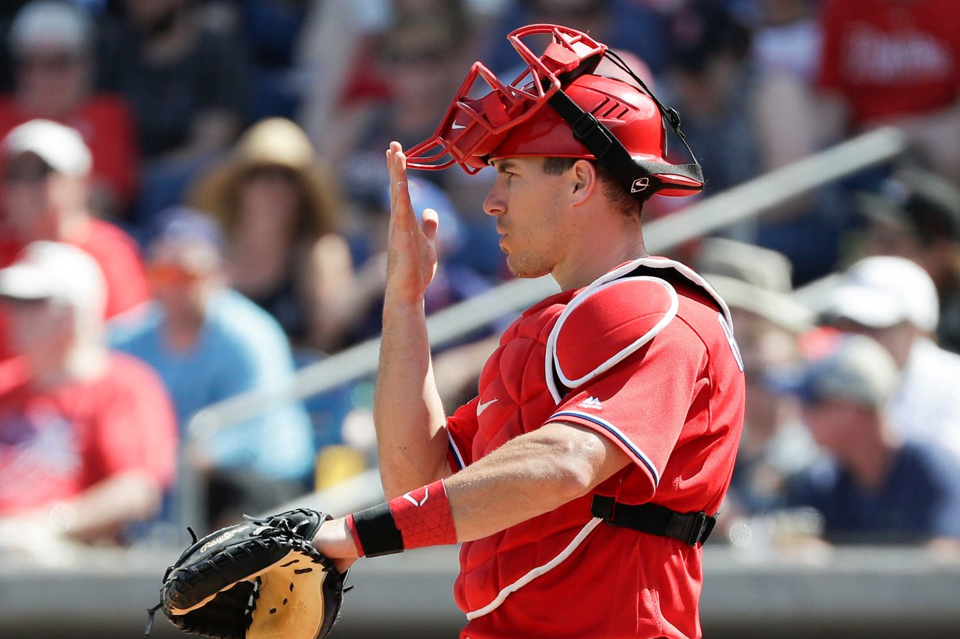 J.T. Realmuto makes under-the-radar contribution to Phillies' season-opening win   Extra Innings