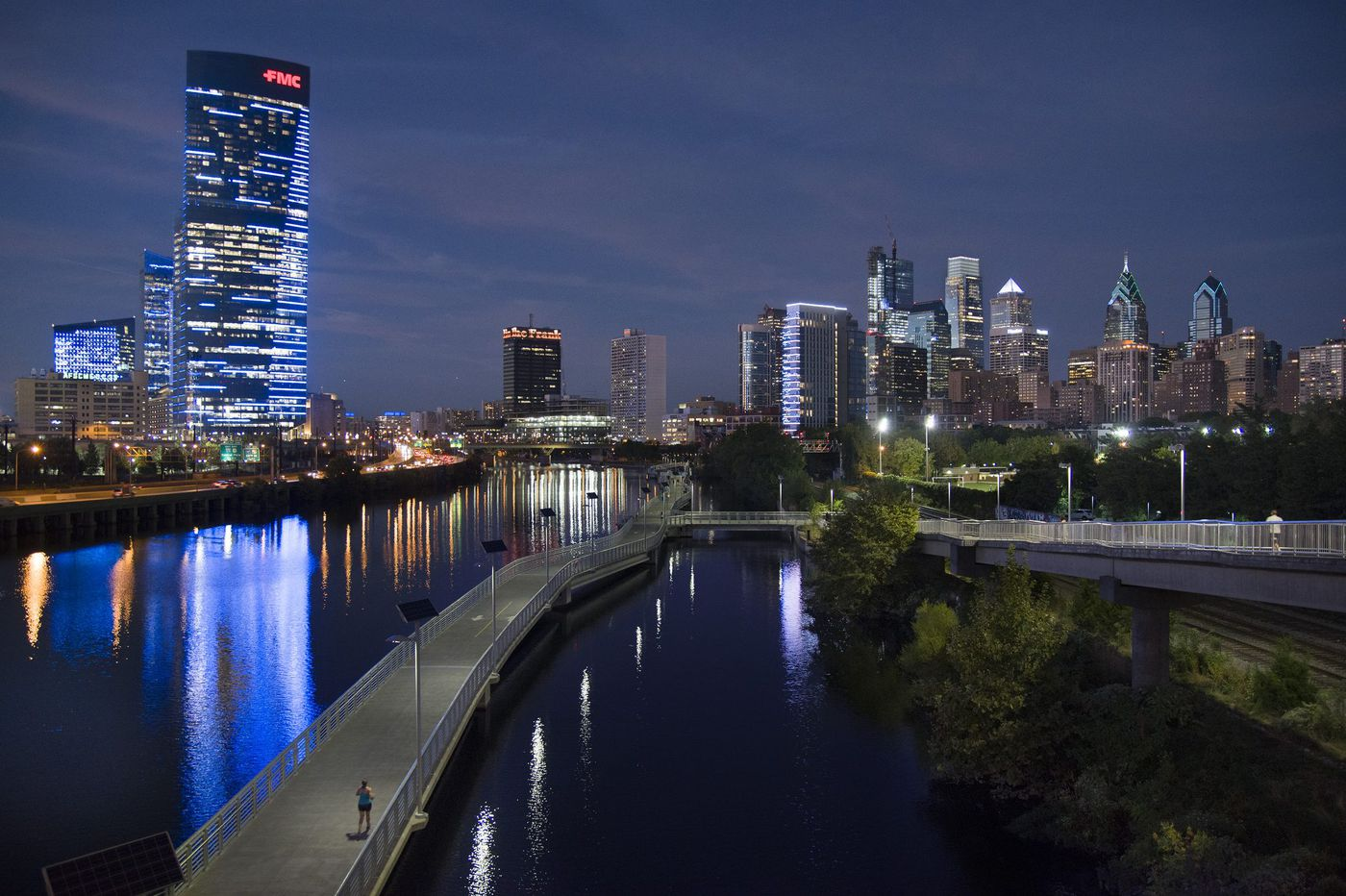 Now Philly is GQ's city of the year — thanks to those working to fix it | Mike Newall