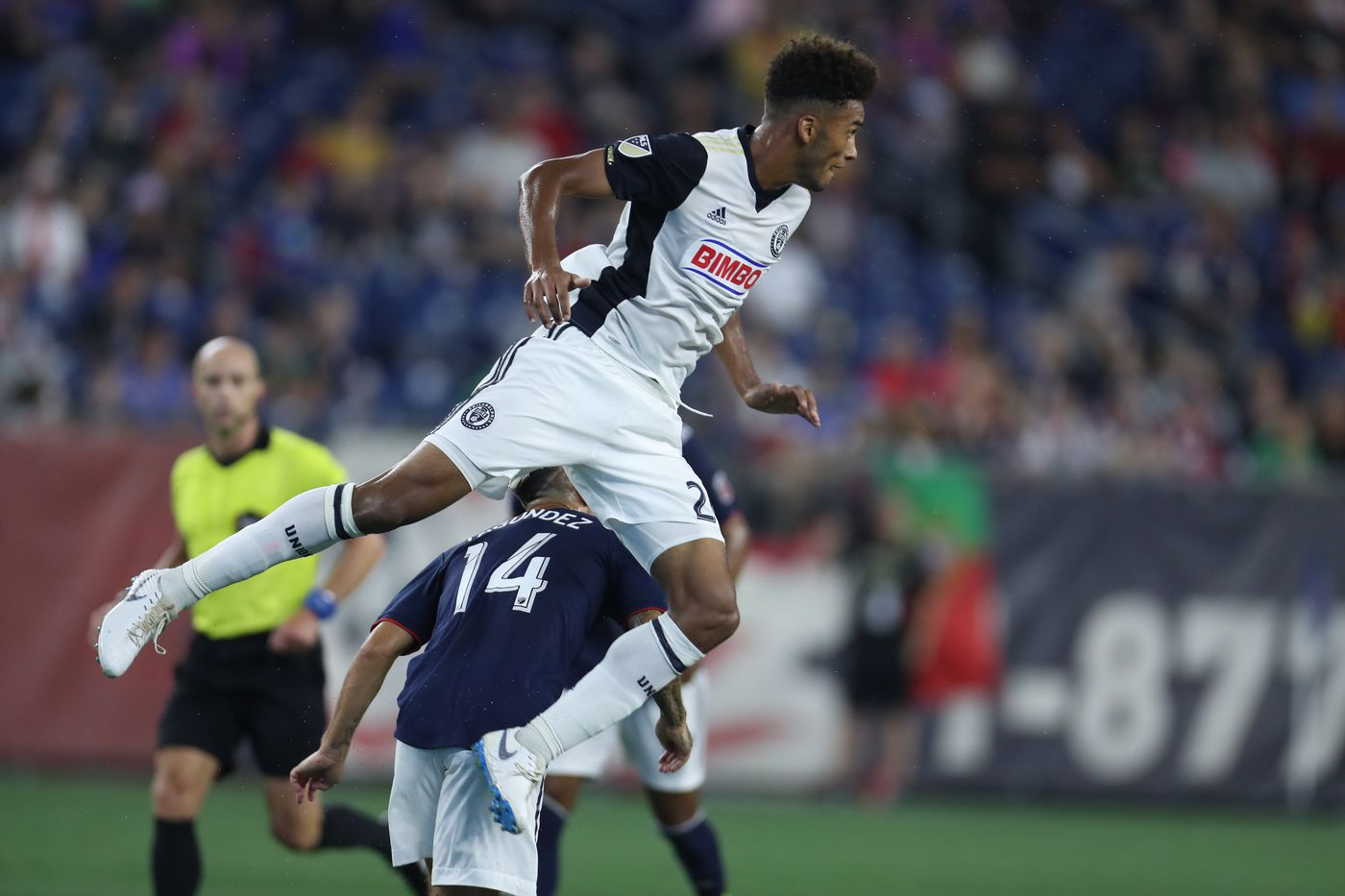 Union's matchup vs. New England Revolution starts season-defining week