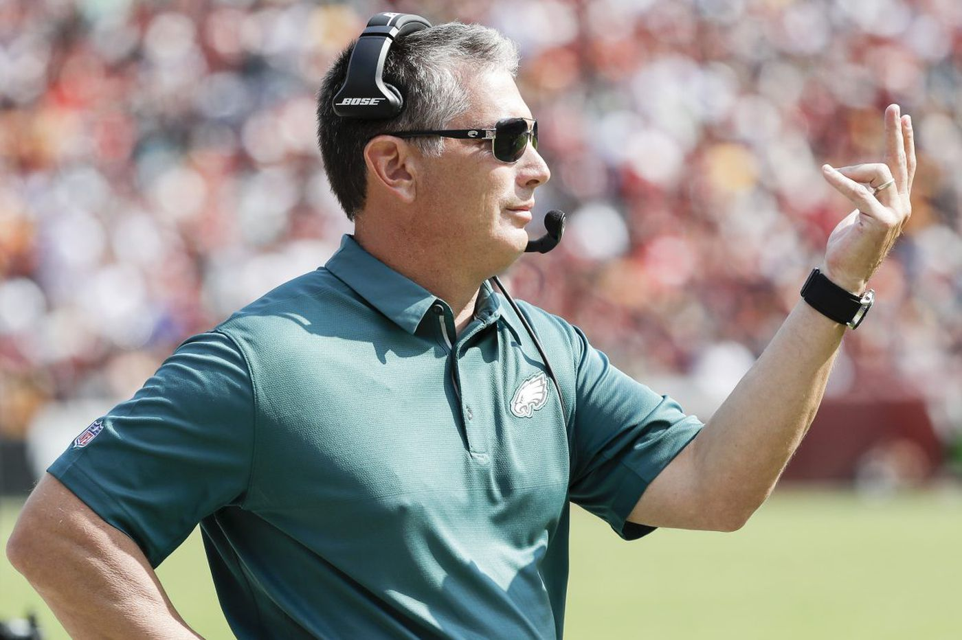 Jim Schwartz's ambition burns brightly, but will it singe the Eagles? | Mike Sielski