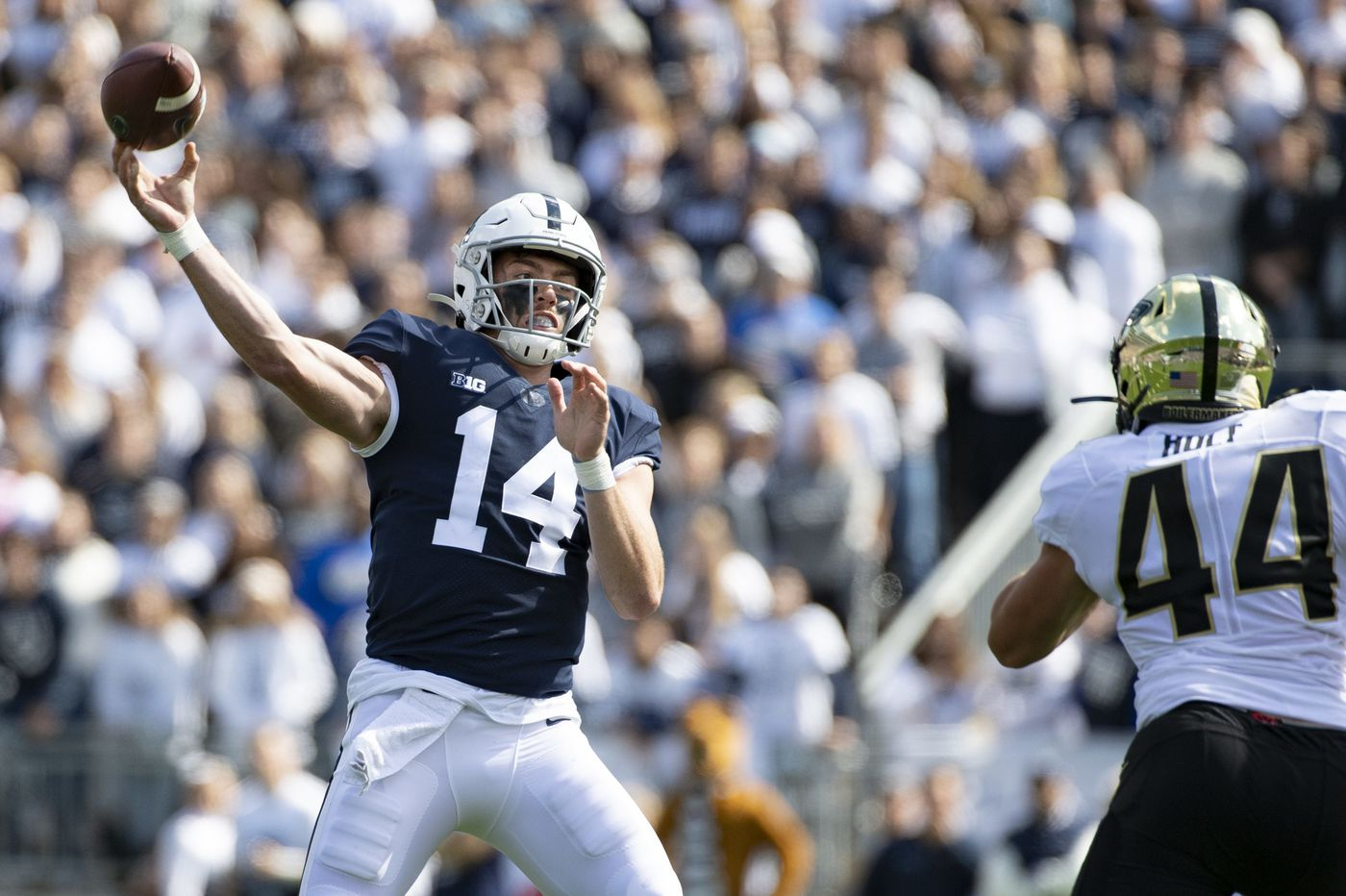 Three takeaways from Penn State's 35-7 victory over Purdue