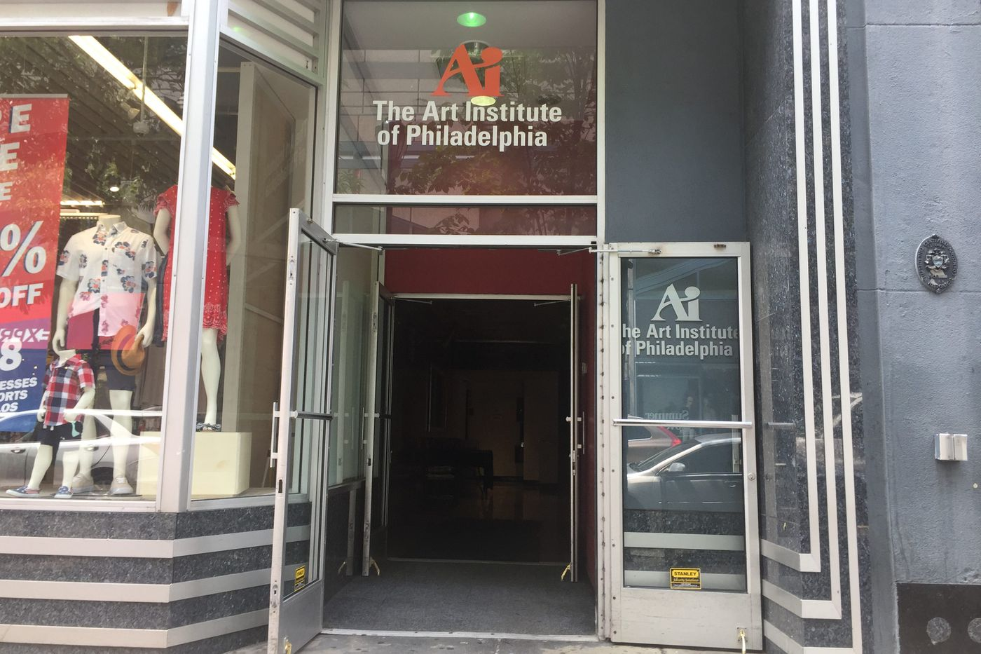 Art Institute of Philadelphia students, facing the school's closure, weigh offers from Harcum College and others