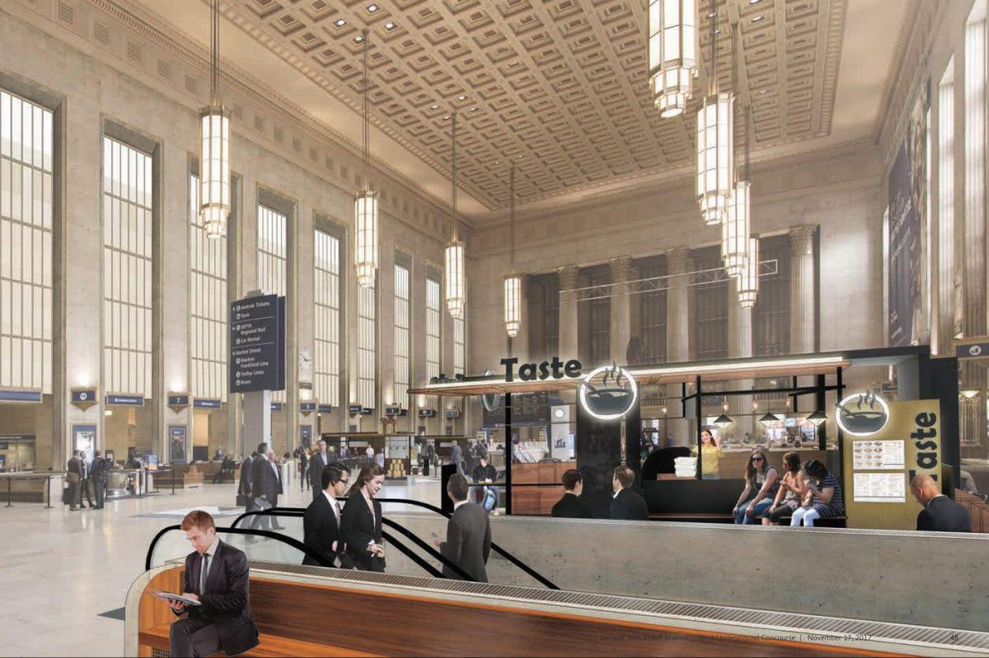 Amtrak shortlists development teams for 30th St. Station revamp