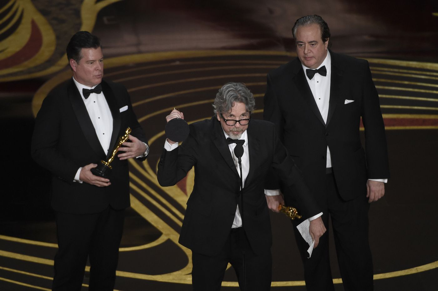 Oscars 2019: 'Green Book' wins best picture at the 91st