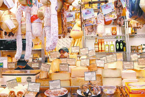 Tariffs mean wine and cheese could cost more this holiday season