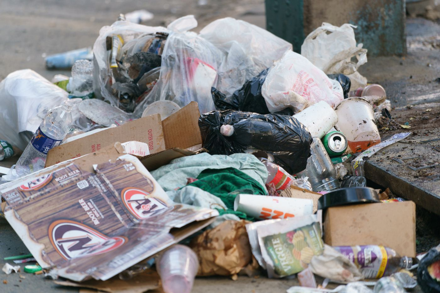 Trash piling up? Here's where you can take it.