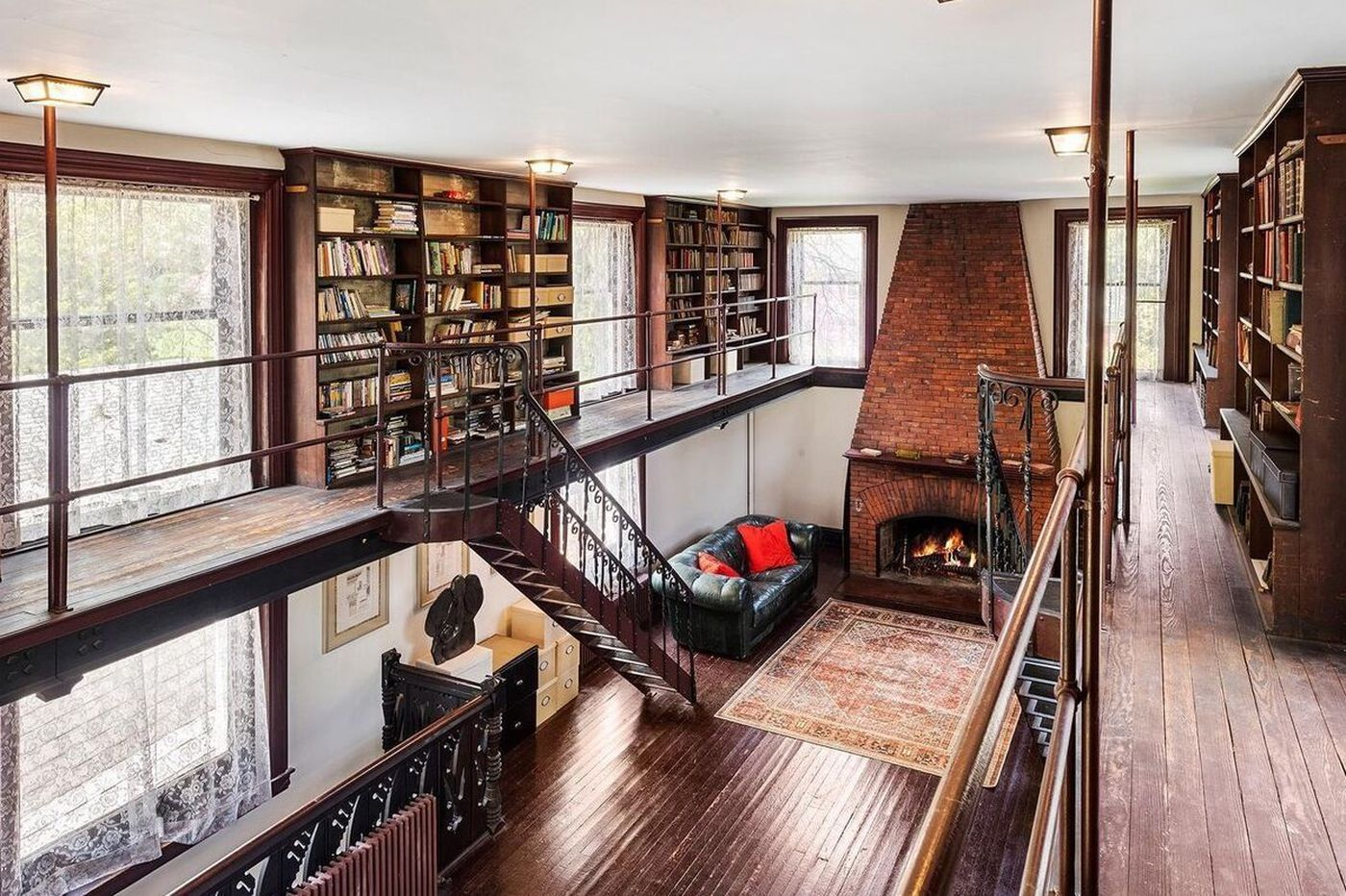 On the market: Wallingford home with Frank Furness library for $599,000