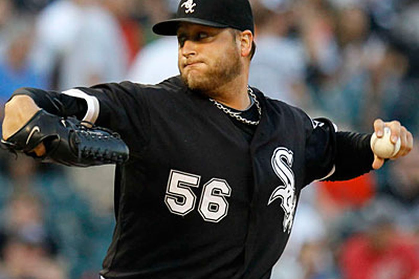 Buehrle next big fish for Marlins
