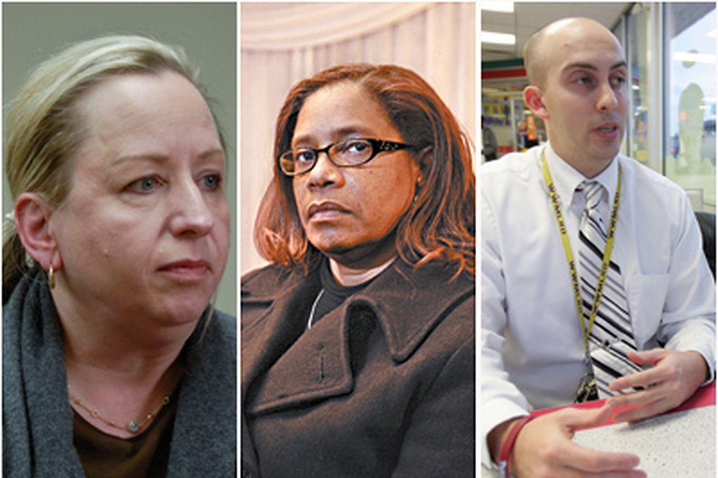 Violence Targets Teachers, Staff