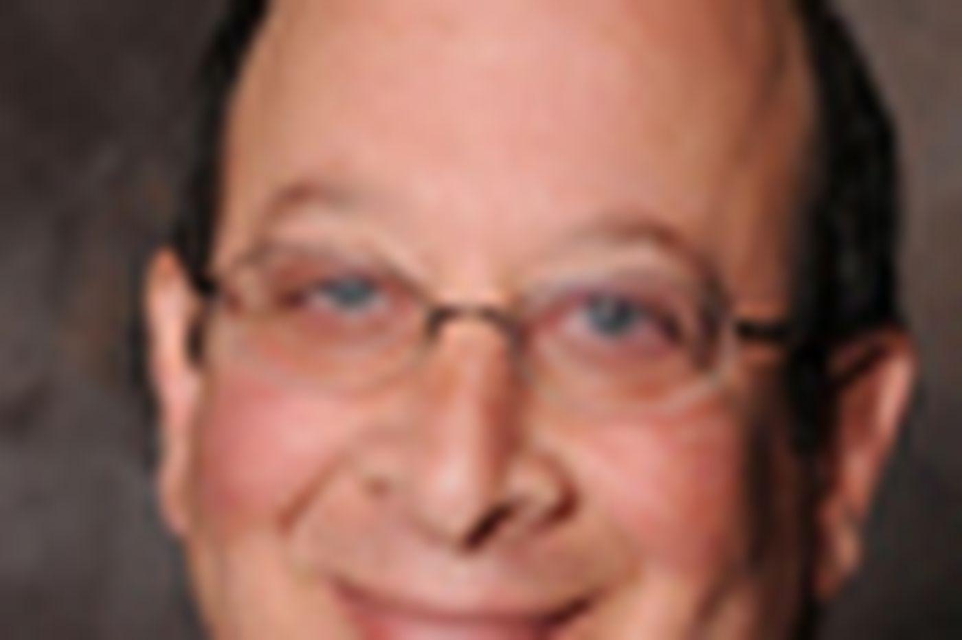 Jerry Davidoff, 58, optometrist, lecturer