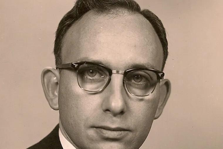 N. Joseph Woodland , born in Atlantic City, was a Drexel grad. Woodland family.