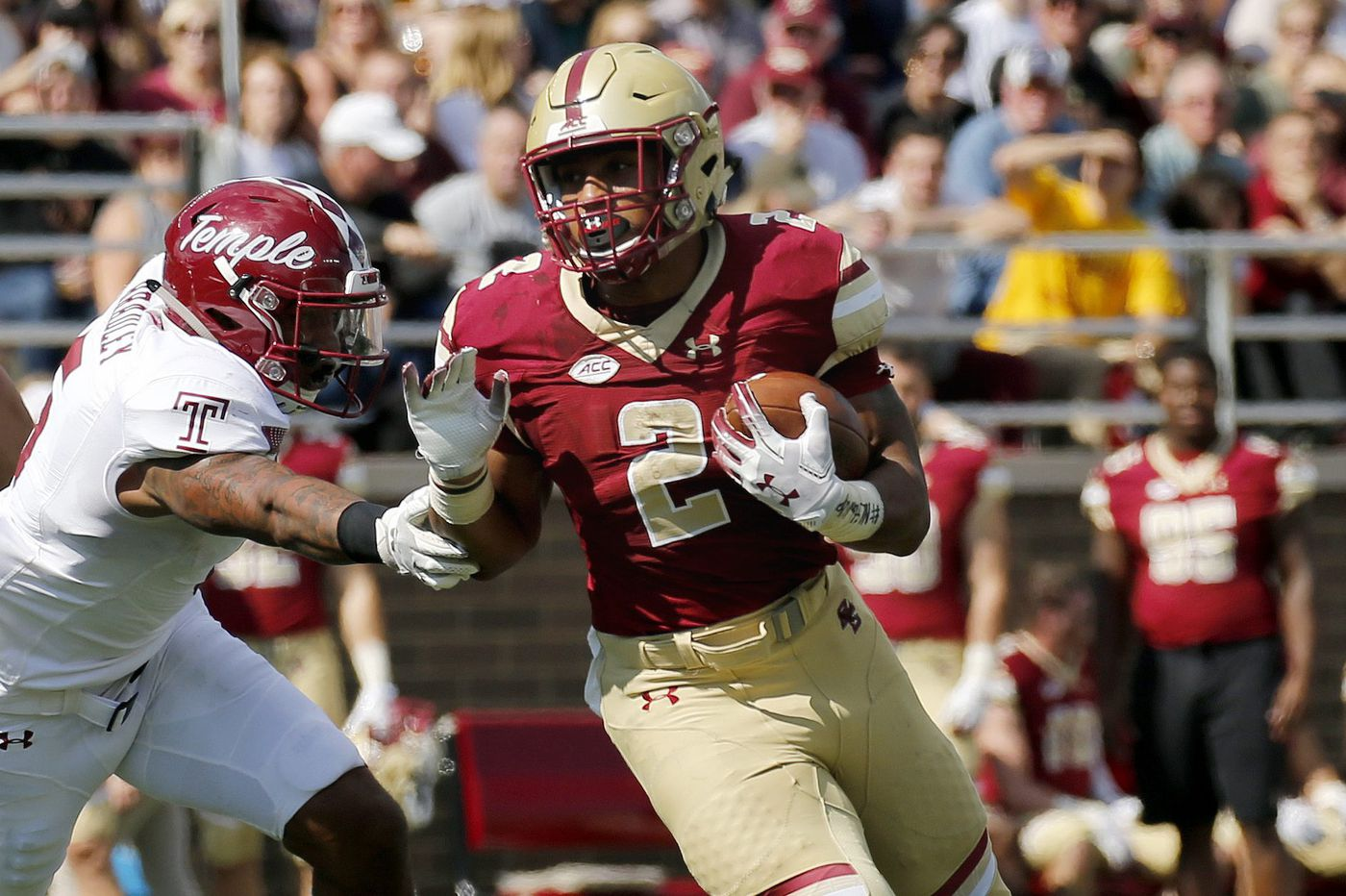 Five observations on Temple s 45-35 loss at Boston College 059f3de02