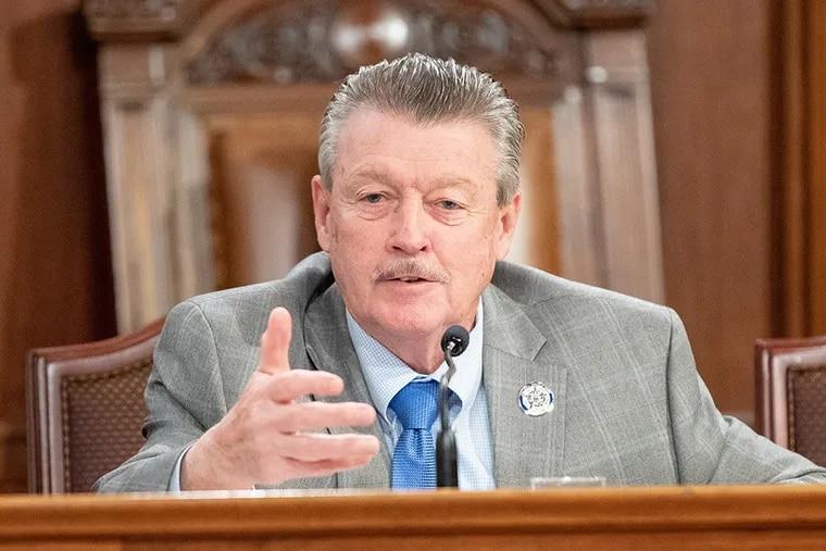 Sen. Jim Brewster (D., Allegheny)