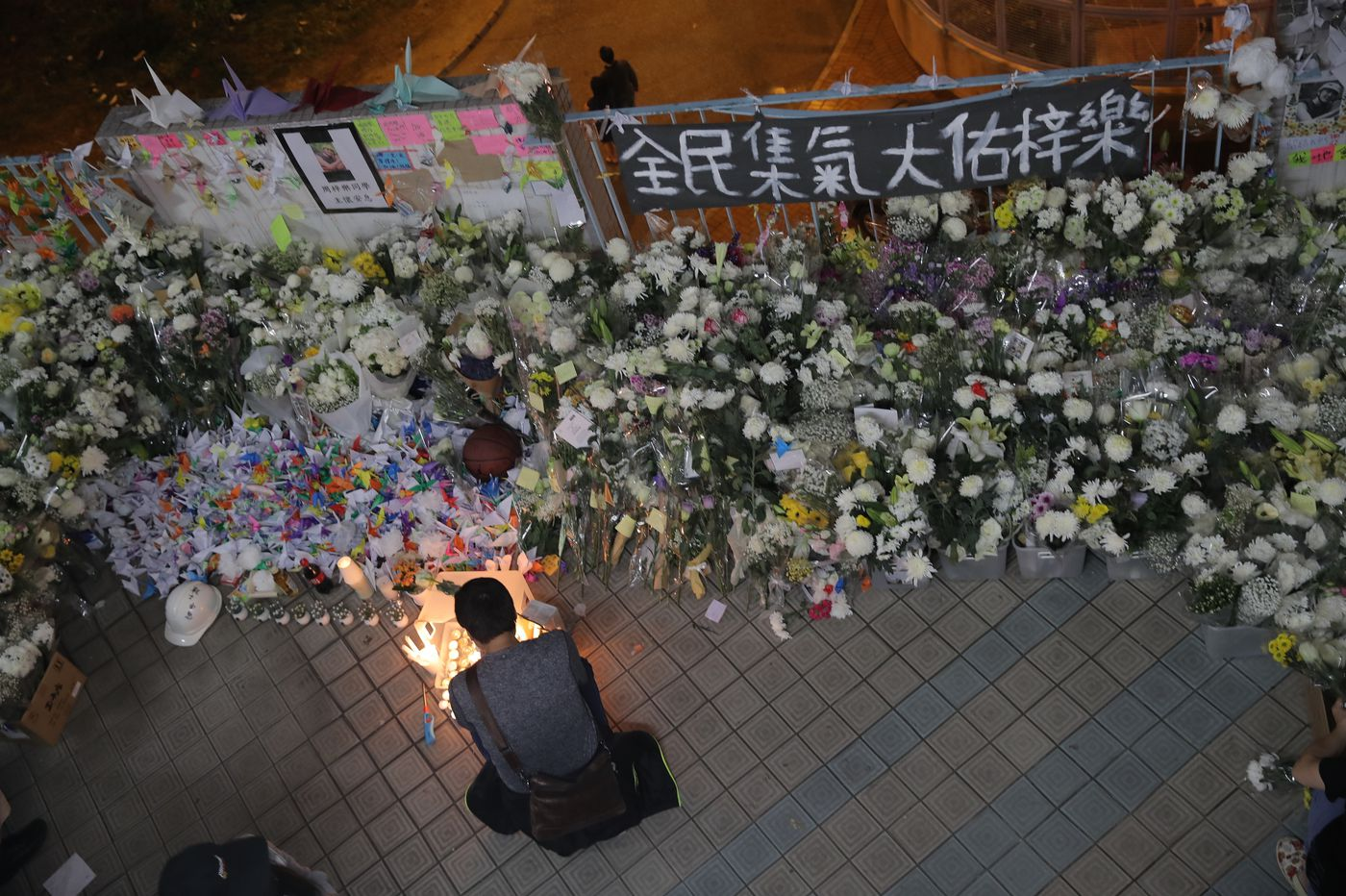 Hong Kong student's death fuels more anger against police