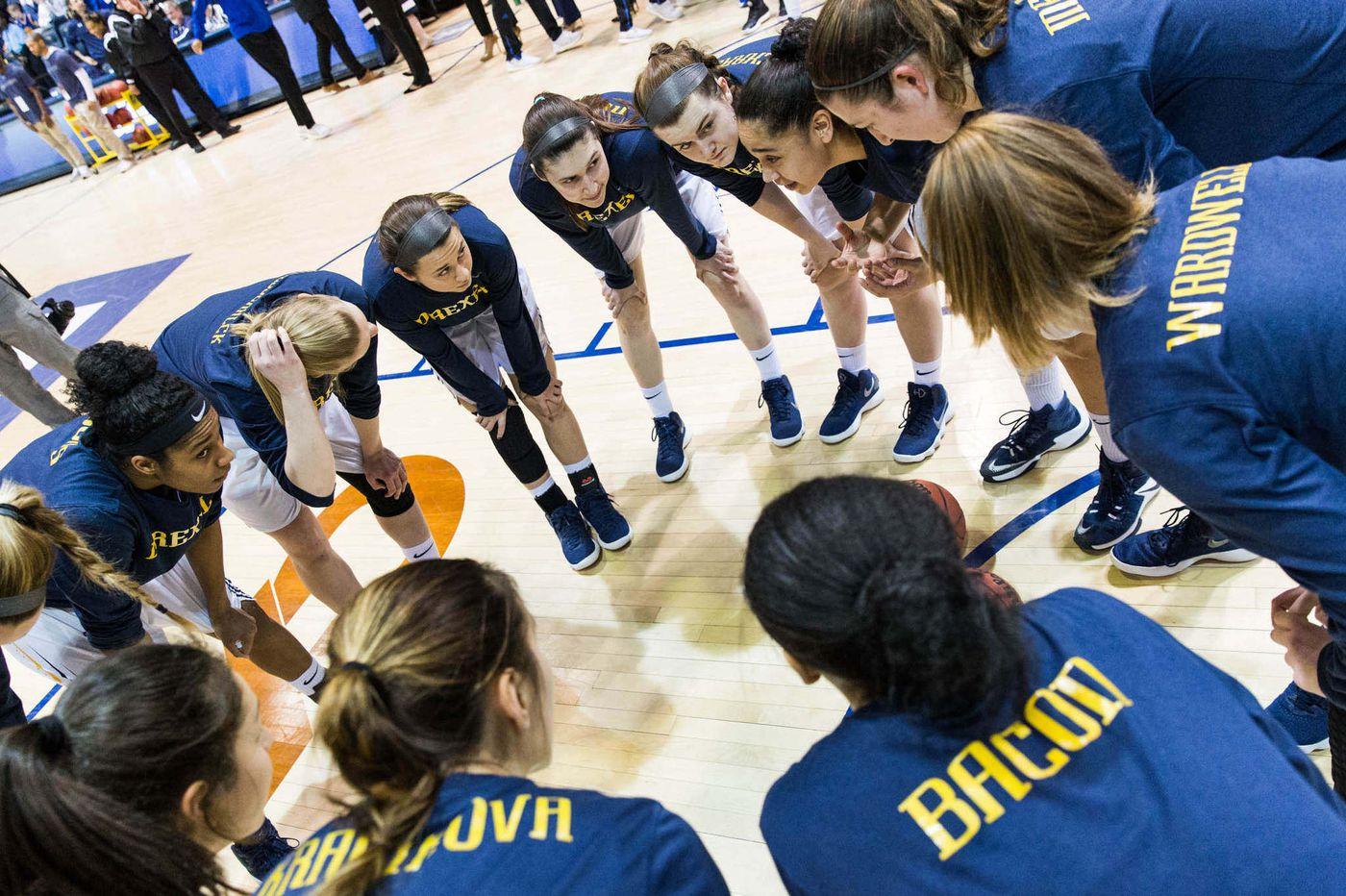 Drexel women lose to Towson in CAA women's basketball final