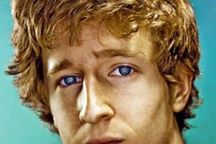 Josh Smith of Berwyn has won three awards for his short film.