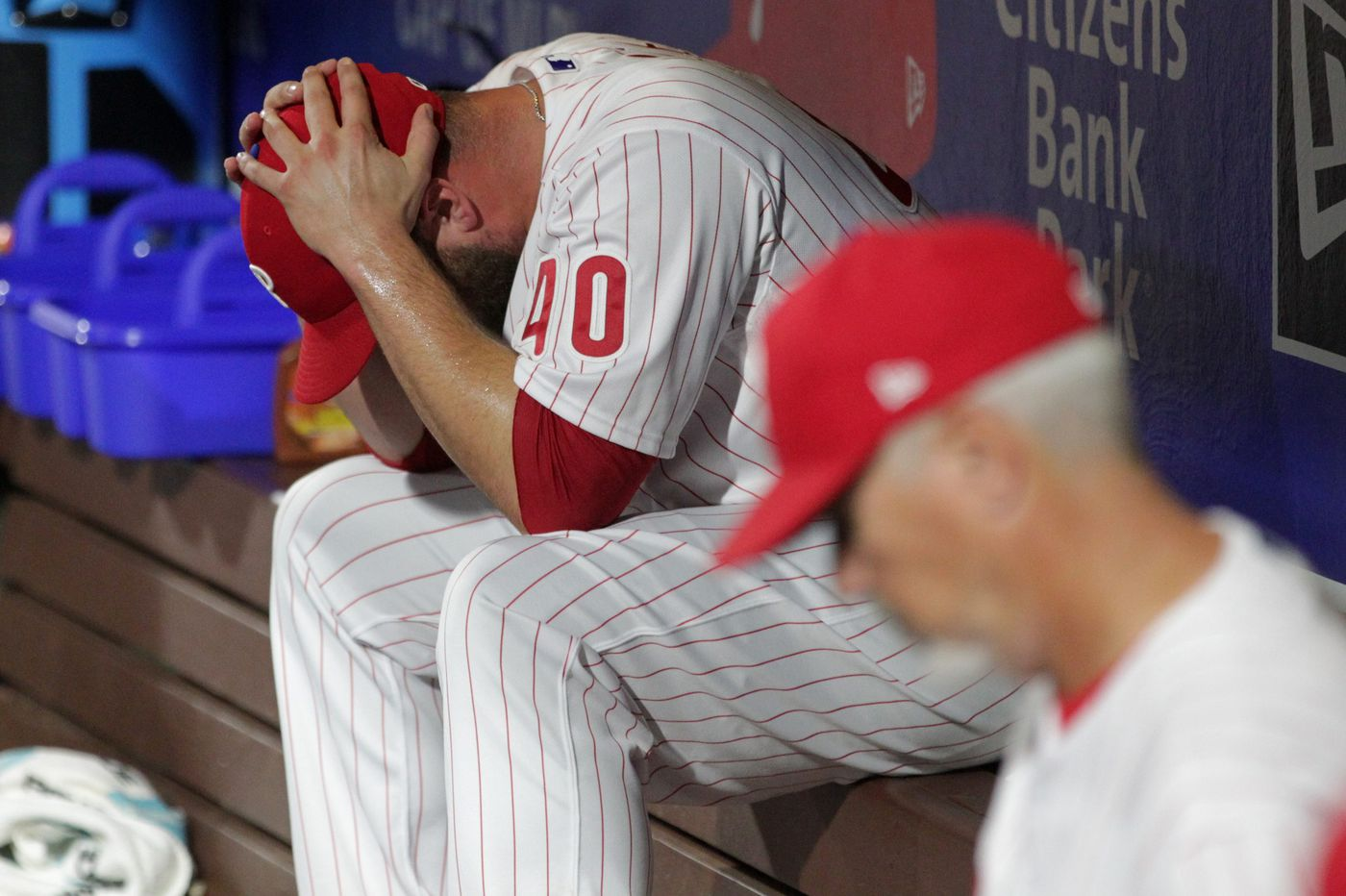 Phillies' bullpen woes persist in loss to Cardinals