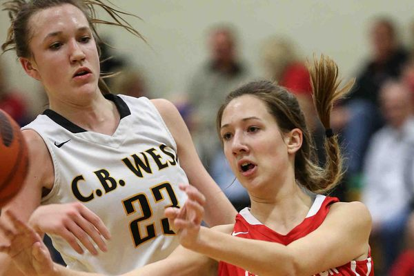 Basketball recruiting: As Central Bucks West girls prep for District 1 playoffs, Maddie Burke also looks ahead to Penn State scholarship