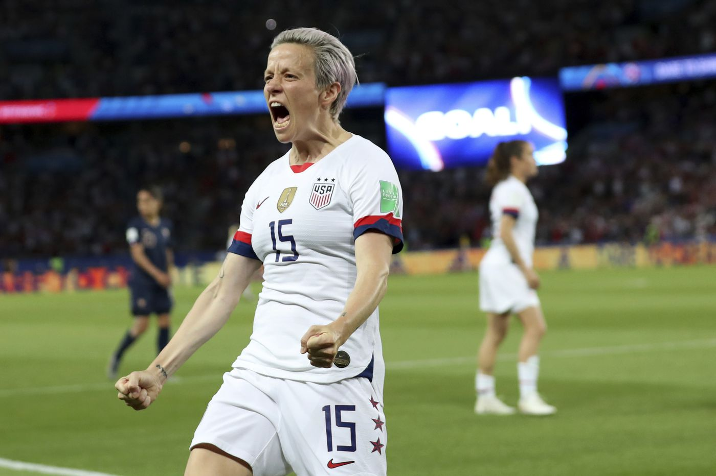 Megan Rapinoe's anthem protests hurt the fight for gender equity | Marc Thiessen