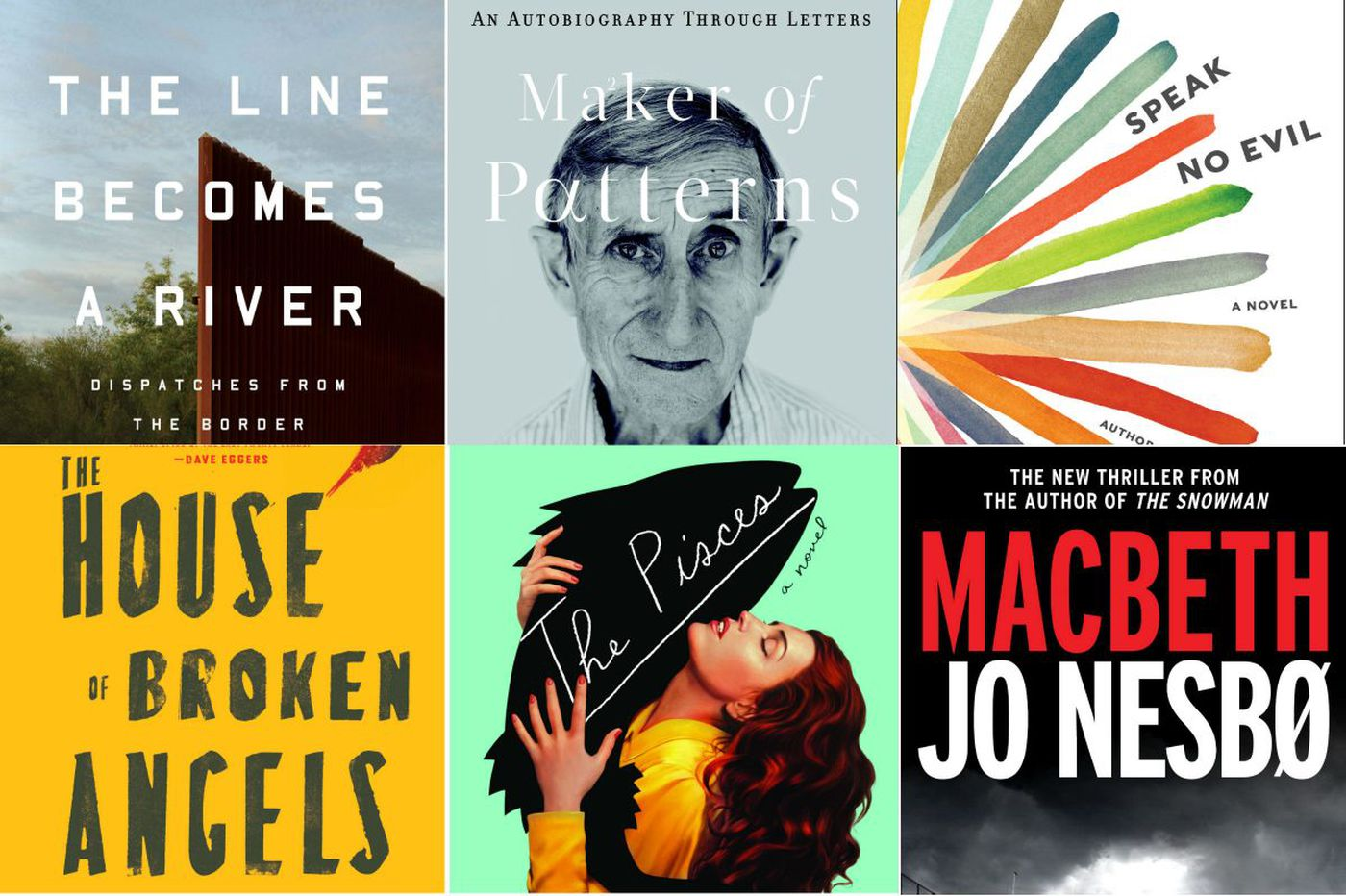 Bill Clinton, Roxane Gay, Michael Ondaatje, and more authors with books debuting in Spring 2018