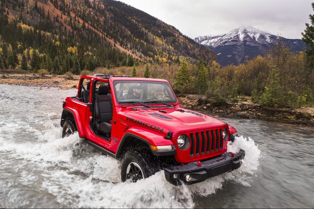 2018 Jeep Wrangler features no surprising changes — and that's a good thing | Scott Sturgis