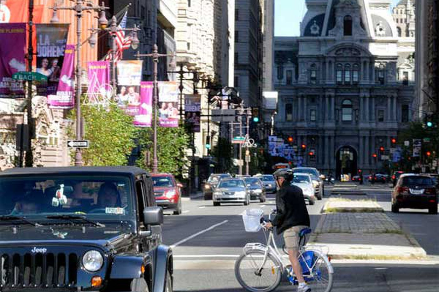 Nutter to seek Council appropriation for Philadelphia bike-share program