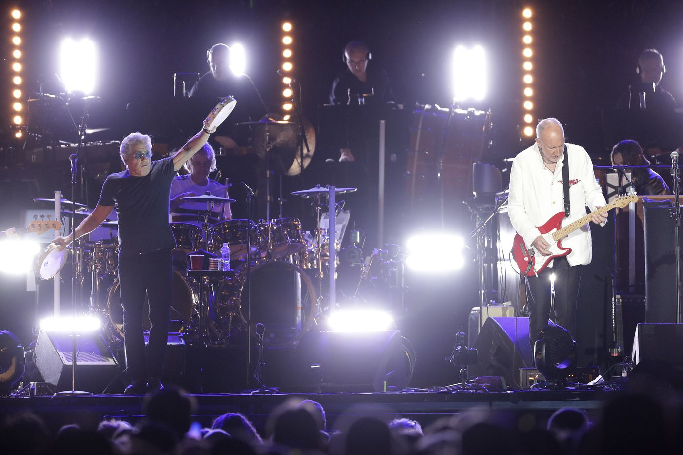 Review: The Who -- older, but still majestic at Citizens Bank Park