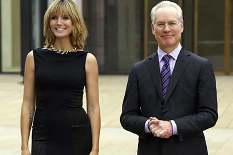 """Project Runway"" returns for Season 8 on July 29 with Heidi Klum and Tim Gunn."