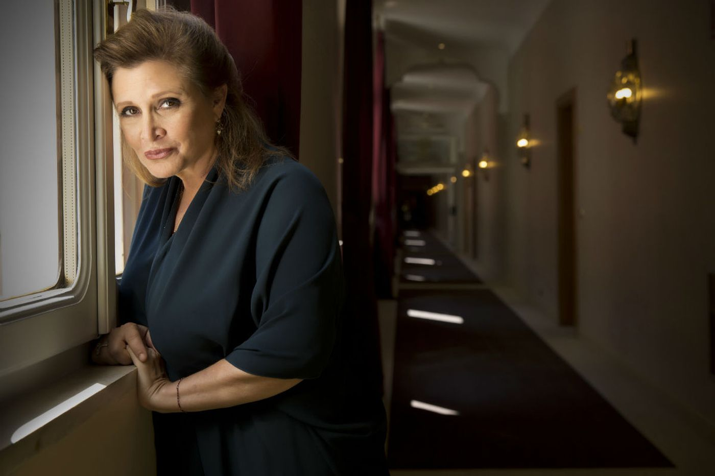 Carrie Fisher's 'The Princess Diarist' reveals 'Star Wars' affair