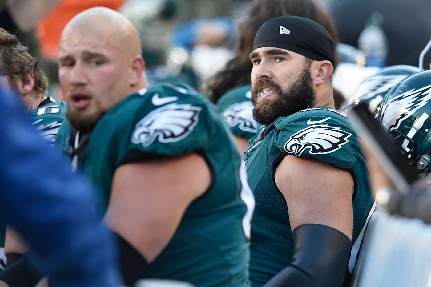 Playing with pain a way of life for Eagles and other NFL players
