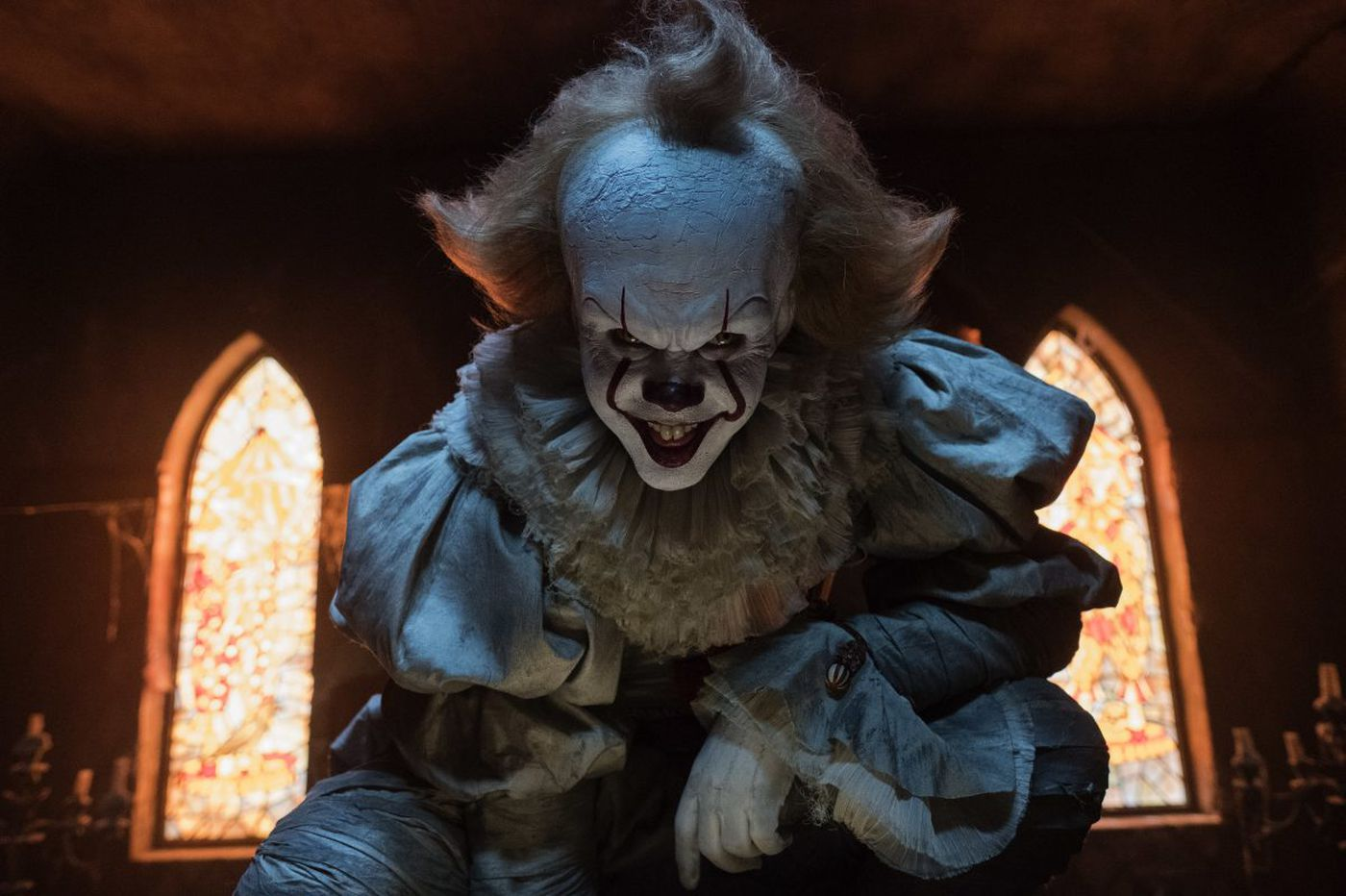 'It' is King of the box office, scaring up record-breaking $117 million