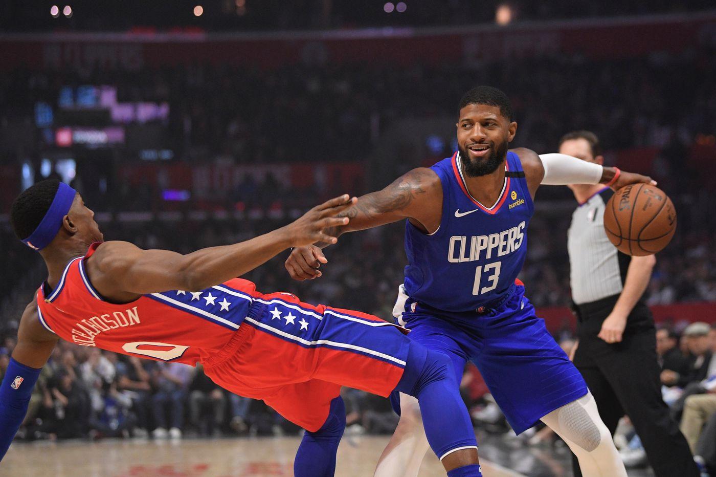 NBA power rankings: Sixers stay in top 10 despite two losses in last week