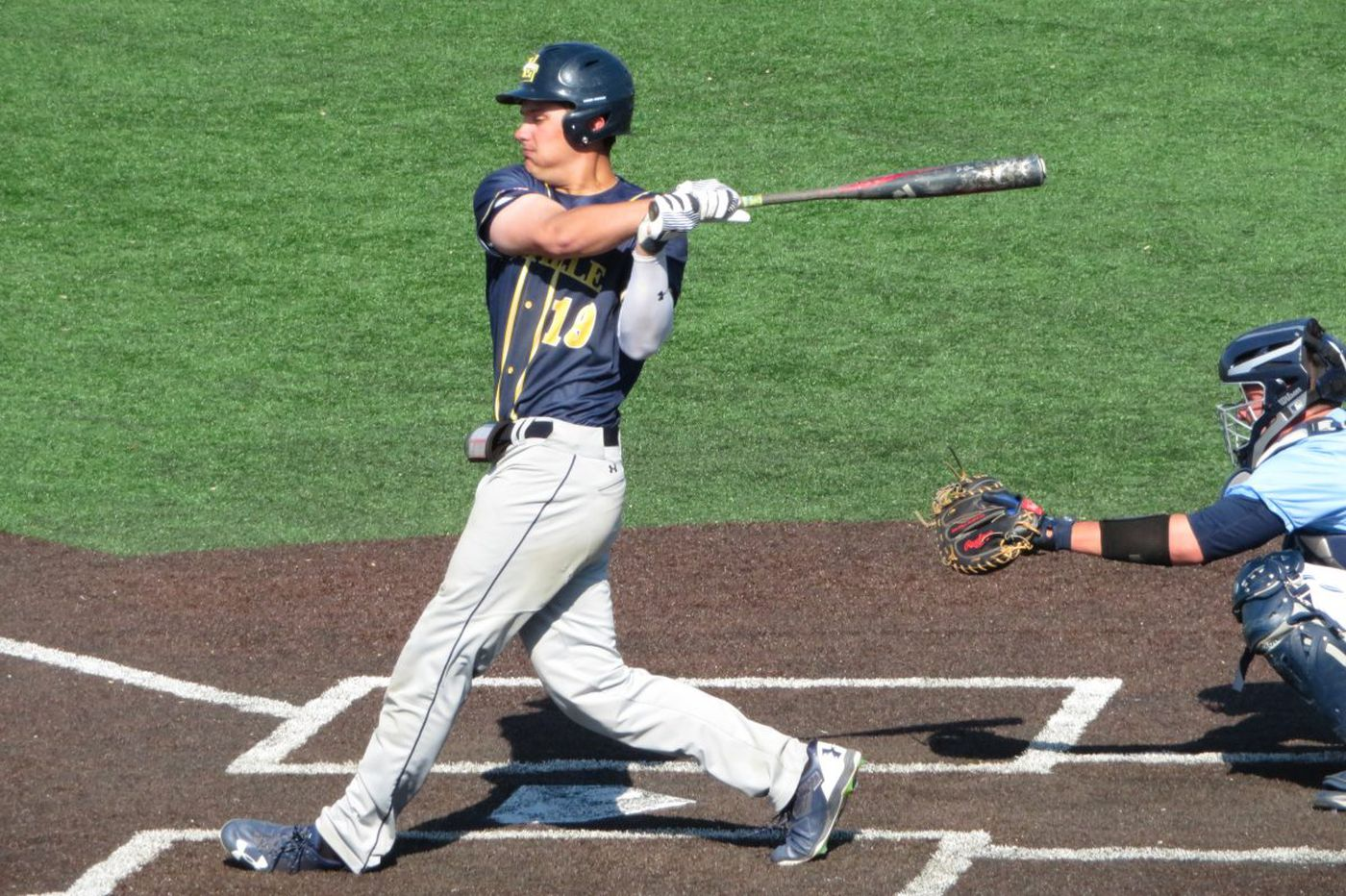 La Salle's Ben Faso is hitting his baseball stride after a rough start