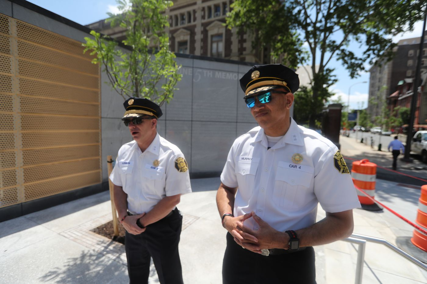 'Some disasters stand out.' Firefighters remember the Salvation Army collapse   Ronnie Polaneczky