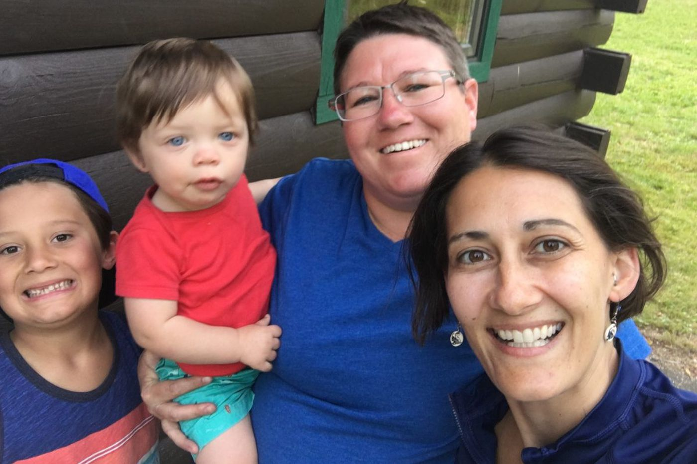 The Parent Trip: Kristen Shahverdian and Lisa Gochee of Point Breeze