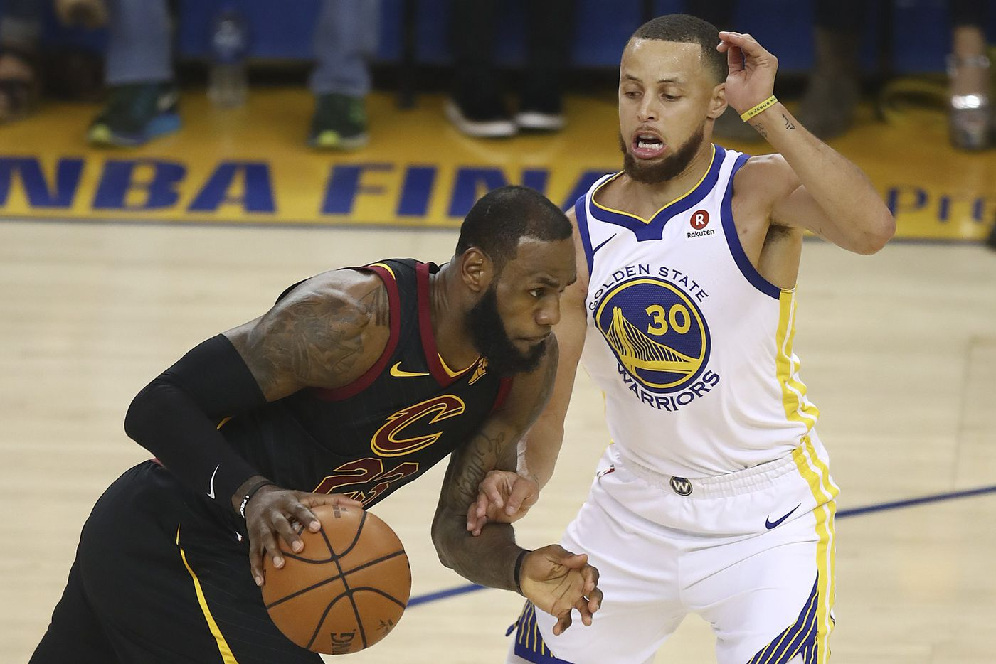 LeBron James and Steph Curry agree: NBA champs aren't headed to the White House