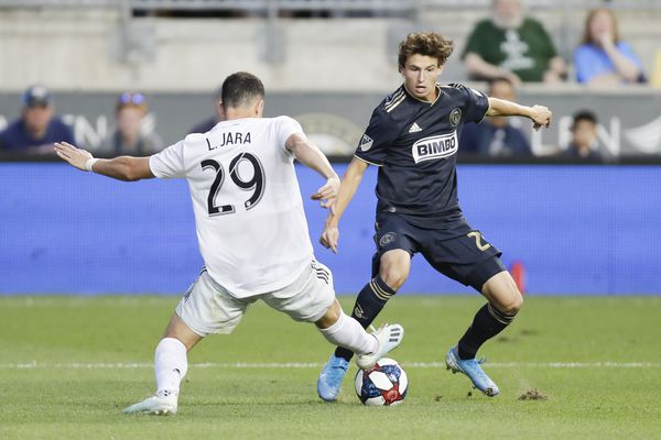 Union's Brenden Aaronson gets first senior U.S. national team call-up