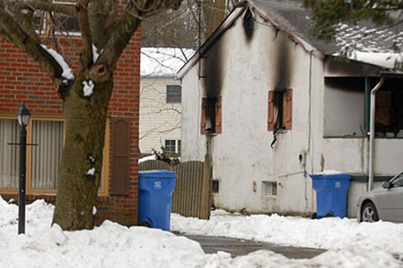Cherry Hill house fire kills grandmother