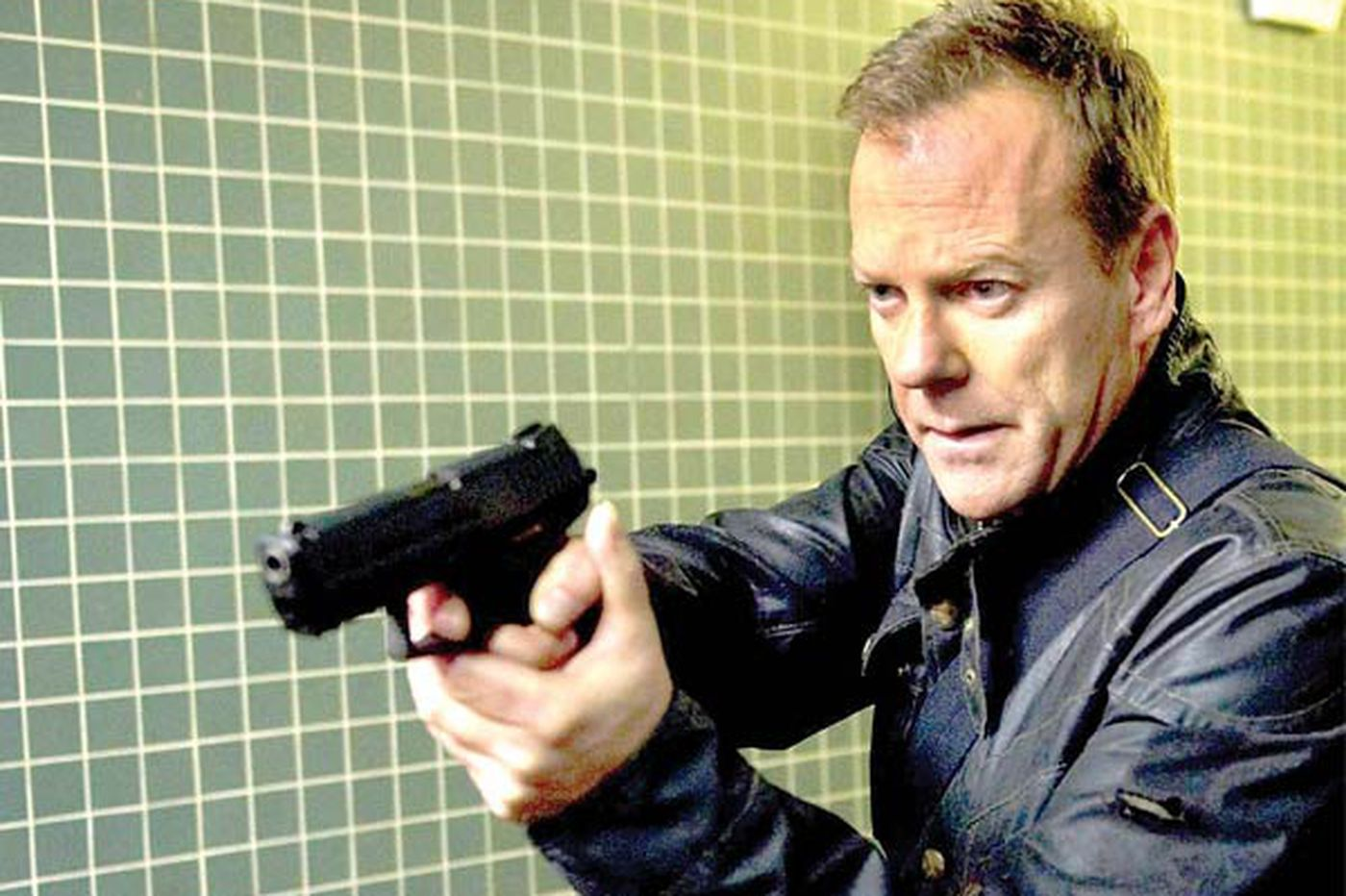 Sutherland on Jack Bauer: 'I love playing him'