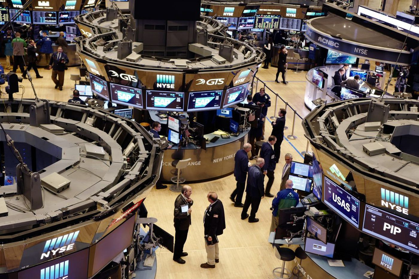 What keeps the stock market rising? And will bond prices fall when interest rates climb?