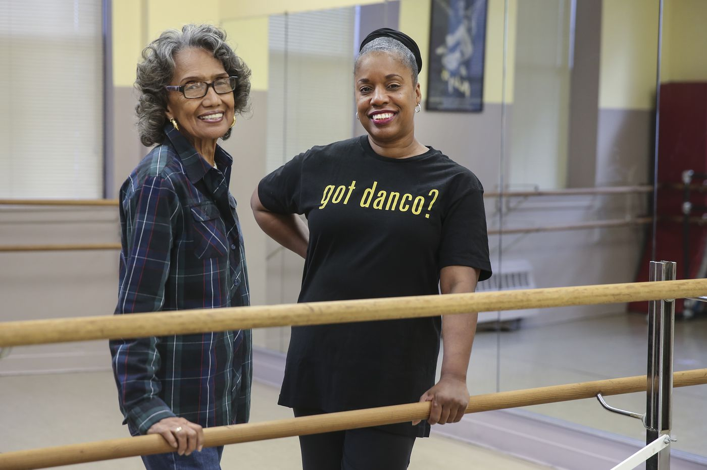 Joan Myers Brown has chosen longtime colleague Kim Bears-Bailey as her successor at Philadanco