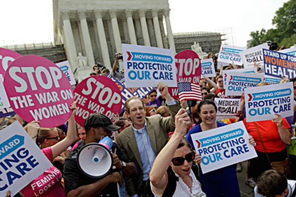 Supreme Court upholds health-care overhaul